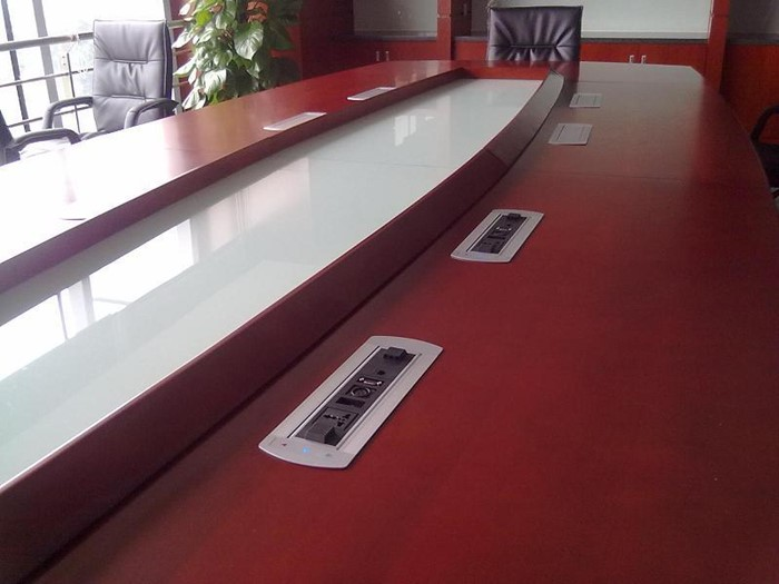 Hộp ổ cắm âm bàn sinoamigo STS-240E cao cấp