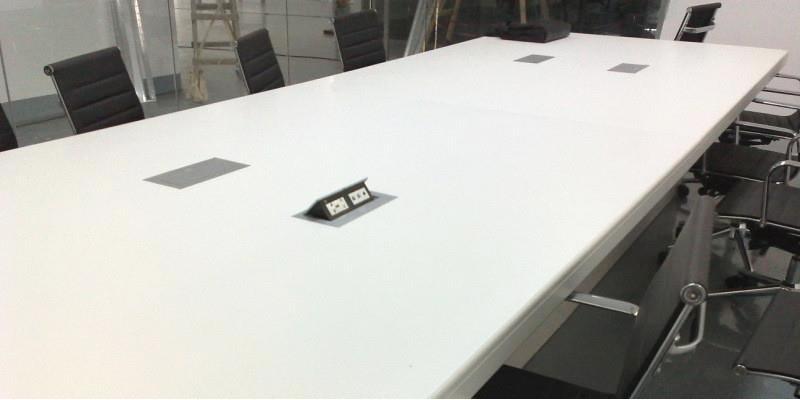 Hộp ổ cắm âm bàn sino amigo STS-201E chính hãng